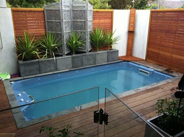6 ý tưởng xây dựng hồ bơi gia đình tuyệt đẹp