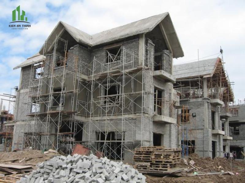 Báo giá xây nhà