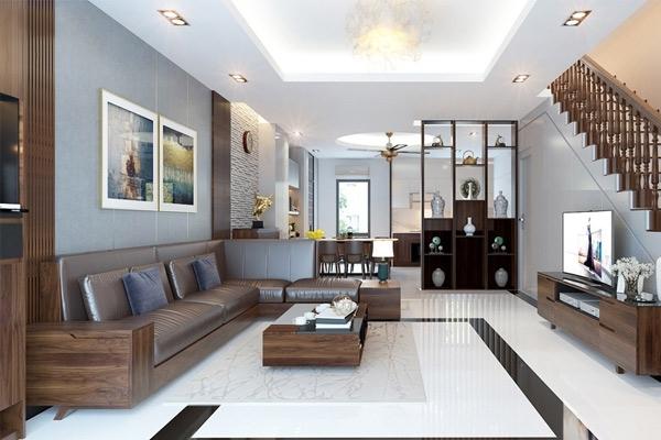 Bí quyết thiết kế phòng khách rẻ đẹp
