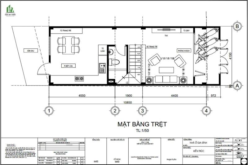 Dịch vụ tư vấn thiết kế xây nhà miễn phí tại TPHCM