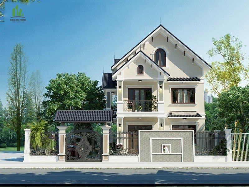 Hướng dẫn tính diện tích và đơn giá xây dựng nhà