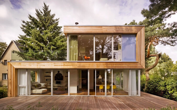 Kinh nghiệm xây nhà gỗ tuyệt đẹp