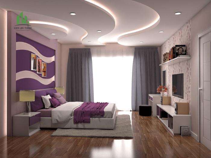 Những điều cần biết khi chọn trần thạch cao cho ngôi nhà