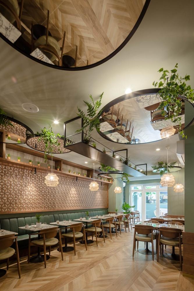 Thiết kế & Nội thất Nhà hàng Optimistic Brunch