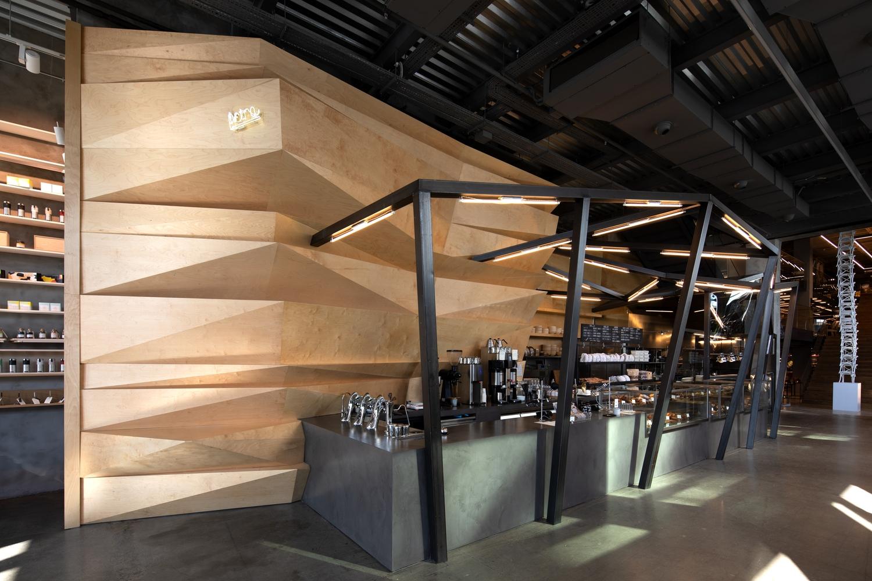 Thiết kế Quán cafe: Petra Coffeebar