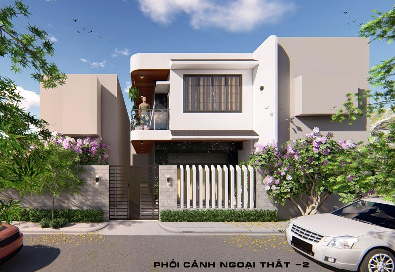 Thiết kế xây dựng nhà phố Bình Thạnh