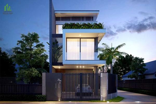Cách tính giá xây dựng nhà phố 2 tầng trọn gói chuẩn nhất 2020