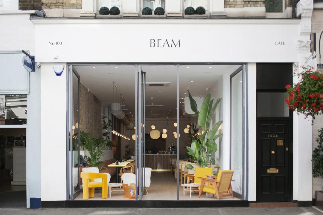 Thiết kế & nội thất quán cafe: Beam Cafe