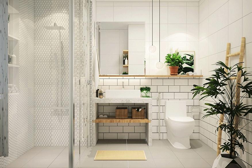 Mẹo xây dựng nhà vệ sinh hợp phong thủy
