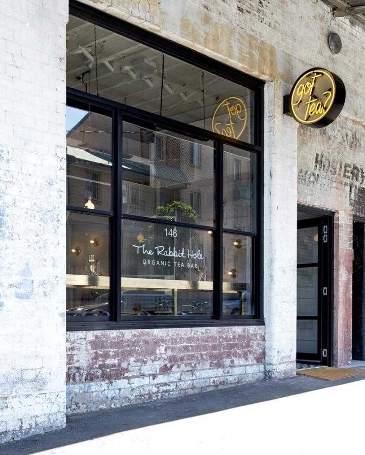 Thiết kế Quán cafe: The Rabbit Hole