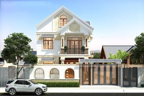 Thiết kế thi công xây nhà phố đẹp uy tín ở TPHCM